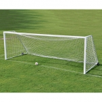 Jaypro Classic 8' X 24' Official Square Goal Package