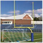 Jaypro Economical Steel Football Goal Posts