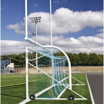 Jaypro NOVA Premier 8' X 24' Adjustable Soccer Goals (Pair)