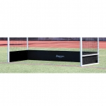 Jaypro Official Field Hockey Bottom Board Black (Pair)