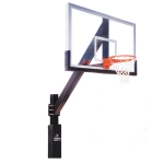 Jaypro Playground Basketball Pole With Backboard.