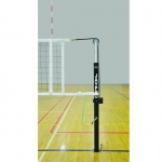 "Jaypro Powerlite International 3 1/2"" Volleyball System"