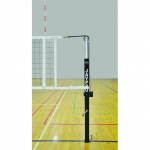 "Jaypro Powerlite PVB-6500 Aluminum International 3"" Volleyball System And Options"