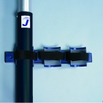 Jaypro Wall Mount Upright Rack