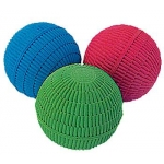 JUGGLEBUG RIBBED JUGGLING BALL SET OF 3