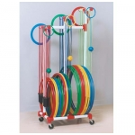 Jump Rope Hoop Holder