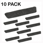Kennedy Replacement Pad For Bucketless Mop (Set Of 10)