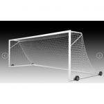 Kwik Goal 2B2001 Pro Premier European Match Goal 8'H x 24'W (With Wheels)