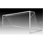 Kwik Goal 2B3804 Fusion Small Sided Soccer Goal 6 1/2'H x 18 1/2' W (No Wheels)