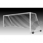 Kwik Goal Evolution Evo 2.1 Soccer Goal With Wheels Included