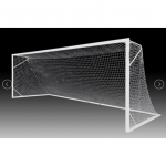 Kwikgoal 2B3706 Fusion High School Match Soccer Goals