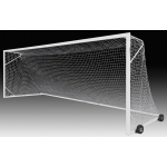 Kwikgoal 2B3706 FUSION High School Match Soccer Goal with Wheels