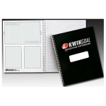 Kwikgoal Coaches Notebook