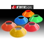 Kwikgoal Mini Disc Cones Pack Of 25 Per Color