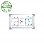 Lacrosse Magnetic Dry Erase Coaching Board