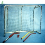 Large Sized Floor Hockey Goals Sold As A Pair