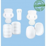 7 Piece Lightweight Slotted Pad Set
