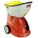 Lobster Elite Grandslam V Tennis Ball Machine With Fast Charger