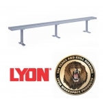 LYON ALUNIMUM BENCHES