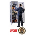 LYON EXPANDED STEEL CABINET