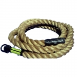 Manila Natural Fiber Indoor Climbing Ropes