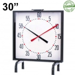 "MARIC 30"" BATTERY PACE CLOCK"
