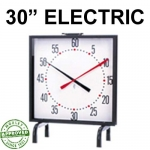 "MARIC 30"" ELECTRIC PACE CLOCK"