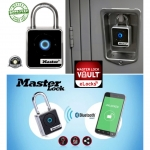 Master Lock 4400D Indoor Bluetooth Smart® Padlock