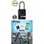 Master Lock 4401Dlh Outdoor Bluetooth Smart® Padlock