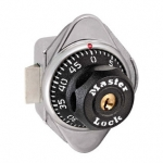 Master Lock Built-In Combination Lock For Single Point Latch Lockers