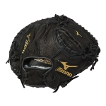 "Mizuno GXC112 31.5"" Prospect Catchers Mitt Black"