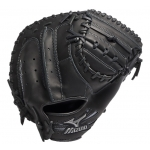 "Mizuno GXC31 34"" Samurai Catchers Mitt Black Reg Model"
