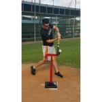 MuhlTech Baseball Softball Advanced Skills Batting Tee