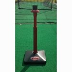 MuhlTech Baseball Softball Brush Top Batting Tee