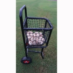 MuhlTech Baseball Softball Pro Ball Cart Medium