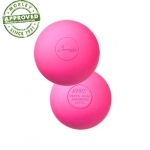 Pink Official Lacrosse Balls NCAA / NFHS Approved (Dozen)