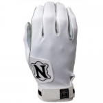 Neumann FBR-23-SS Adult Tackified Receiver Glove Color White