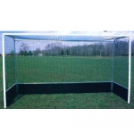 Official Field Hockey Goals With Wood Bottom Boards