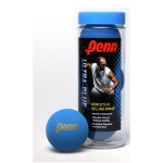 Penn Ultra Blue Racquet Balls ( Case of 12 cans)