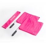 Pink Linesman Flags Set