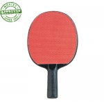 Plastic Rubber Face Table Tennis Paddle