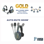 Porta Phone Gold Series Dual Channel Digital Wireless Systems