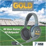 Porta Phone Gold Series Single Channel Digital Wireless Systems