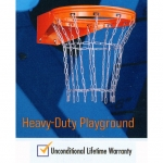 Porter Heavy-Duty Playground Basketball Rim