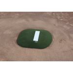 "Portolite TPM-4468 4"" Stride Off Game Mound (Green or Clay)"