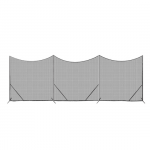 Predator 10' x 30' Back Stop Barrier