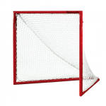 FREE SHIPPING SPECIAL!  Predator 4 X 4 Box Lacrosse Goal with 5mm Net