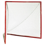 FREE SHIPPING SPECIAL!  Predator High School Lacrosse Game Goal W/ 5MM Net