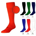 TCK Premier Solid Color Heel/ Toe Soccer Socks