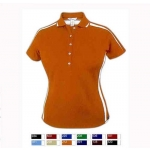 Pro Celebrity American Patriot Ladies Polo Shirt